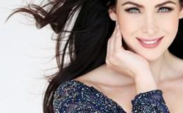 Hoa hậu Hoàn vũ 2005 Natalie Glebova giao lưu trực tuyến với khán giả Việt