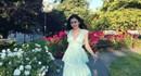 Hoa hậu Janny Thủy Trần rạng ngời ở Canada và Mỹ