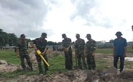 Tìm thấy nhiều di vật nghi của các liệt sĩ ở Tân Sơn Nhất