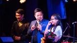 Phương Mỹ Chi khoe giọng ngọt ngào tại đêm nhạc của ca sĩ Trường Tam
