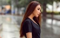 """Hồ Quỳnh Hương chuyển hướng ăn mặc cực """"cá tính"""" trong bộ ảnh mới"""