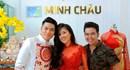 Nhà thiết kế Minh Châu chạy nước rút thiết kế trang phục cưới cho Lê Phương