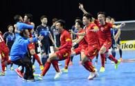 Futsal Việt Nam hướng đến mục tiêu HCV SEA Games 29
