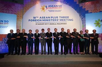 ASEAN và các đối tác tăng cường hợp tác tài chính, an ninh