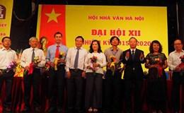 """Đại hội hội nhà văn Hà Nội lần thứ XII: Mòn mỏi """"trông"""" người trẻ"""