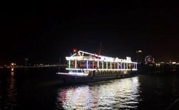 Đà Nẵng cho phép tàu, thuyền hoạt động trên sông Hàn phục vụ khách xem lễ hội pháo hoa