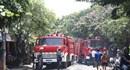 Cháy lớn trong khu dân cư Đà Nẵng