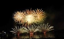 Anh, Úc và Ý sẽ tranh tài trong đêm chung kết lễ hội Pháo hoa quốc tế Đà Nẵng