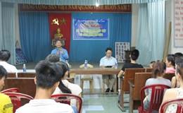 Đà Nẵng: LĐLĐ quận Liên Chiểu tư vấn pháp luật cho 150 công nhân lao động