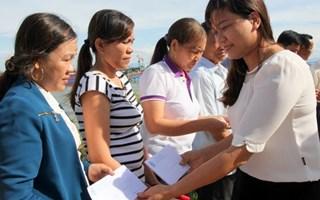 Hỗ trợ cho 16 ngư dân Quảng Trị bị phá hoại ngư lưới cụ