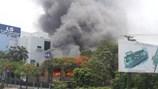 Cháy dữ dội ở công ty cáp điện lớn nhất Hải Phòng