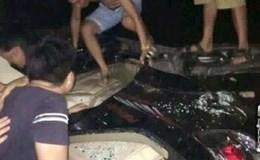 Vụ nghi bắt cóc trẻ em, đốt xe Fortuner ở Hải Dương: Tạm giam 3 đối tượng cầm đầu kích động nhân dân