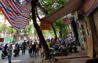 Hải Phòng: Một người nước ngoài treo cổ trên cây phượng