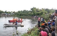 3 cháu bé 9 tuổi tử vong dưới mương nước