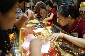 Vàng trong nước vẫn bám sát ngưỡng 48 triệu đồng/lượng