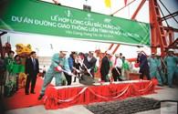 Ecopark hợp long cầu Bắc Hưng Hải trị giá 500 tỷ đồng