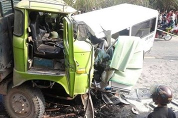 Vụ tai nạn làm 9 người tử vong: Tài xế xe khách ngủ gật
