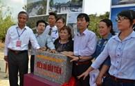 Lễ đặt viên đá đầu tiên xây dựng khu tưởng niệm chiến sĩ Gạc Ma