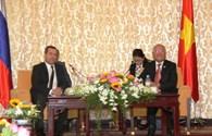 Thủ tướng Medvedev mời TPHCM tham gia các dự án ở Nga