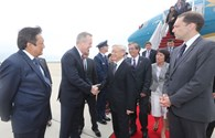 Tổng Bí thư Nguyễn Phú Trọng tới Washington D.C, sẽ gặp Tổng thống Barack Obama