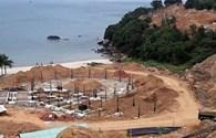 Bí thư Thành uỷ Đà Nẵng Nguyễn Xuân Anh phát biểu về bảo tồn và phát huy Khu Bảo tồn thiên nhiên Sơn Trà