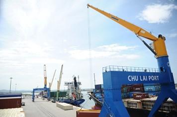 Đầu tư 120 tỷ đồng mở rộng Cảng Chu Lai