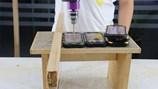 Blackview BV6000: thay búa đóng đinh, thay thớt thái rau, làm bàn máy khoan