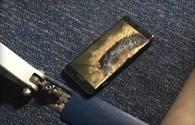 """Galaxy Note 7 """"an toàn"""" phát nổ trên máy bay - dấu chấm hết cho Samsung"""