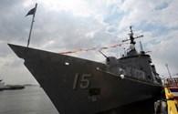 Philippines rút bớt, Trung Quốc tăng tàu tới biển Đông