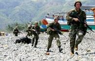 Chưa dứt bế tắc với Trung Quốc, Philippines-Mỹ bắt đầu tập trận