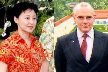 Vợ Bạc Hy Lai chứng kiến doanh nhân Anh bị đầu độc