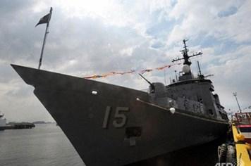 Philippines đề nghị Mỹ cấp máy bay, tàu tuần tra