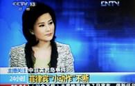 """Truyền hình Trung Quốc """"nhỡ miệng"""" gộp Philippines vào lãnh thổ của mình"""