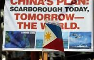 Trung Quốc nổi giận vì Philippines biểu tình