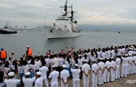 Philippines tăng cường lực lượng hải quân đối phó với Trung Quốc