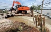 Hàng triệu người ảnh hưởng bởi siêu bão số 10