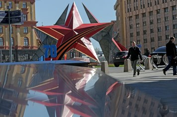 Nga đóng không phận 1h trong lễ duyệt binh ngày 9.5