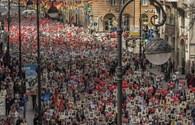"""1 triệu người trên thế giới tham gia cuộc tuần hành """"Trung đoàn bất tử"""""""