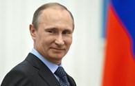 Tổng thống Putin chúc mừng các lãnh đạo SNG nhân kỷ niệm Chiến thắng