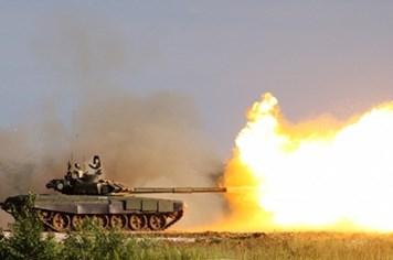 Chiêm ngưỡng màn phô diễn hỏa lực của Nga tại triển lãm quân sự 2015