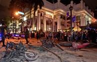 Thái Lan bắt giữ một người Pháp bị nghi tham gia đánh bom