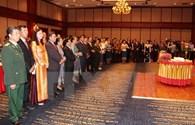 Bạn bè thế giới chúc mừng Việt Nam nhân ngày Quốc khánh