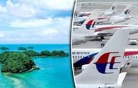 Người dân Philippines nói tìm thấy mảnh vỡ MH370 và xác phi công
