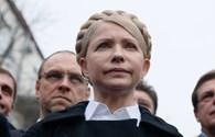 """""""Nữ hoàng tóc tết"""" thất bại thảm hại trong bầu cử Ukraina"""