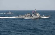 """Đưa tàu vào vùng 12 hải lý đảo nhân tạo: """"Mỹ đã nói là làm!"""""""