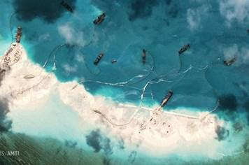 """Trung Quốc dọa tăng tốc xây dựng ở Biển Đông nếu Mỹ """"tiếp tục gây hấn"""""""