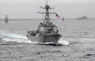"""""""Ngóng"""" kết quả hội đàm Tư lệnh Hải quân Mỹ-Trung về Biển Đông"""