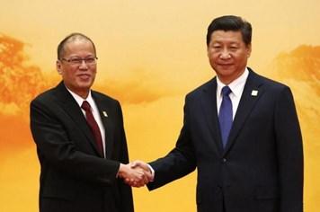 Ngoại trưởng Trung Quốc đến Philippines chuẩn bị cuộc gặp của hai nguyên thủ