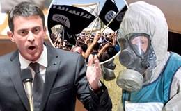 Pháp sợ IS trả thù bằng vũ khí vi khuẩn học rùng rợn