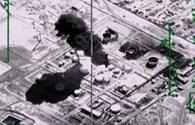 Thủ lĩnh IS tháo chạy khỏi Raqqa dưới mưa bom Nga